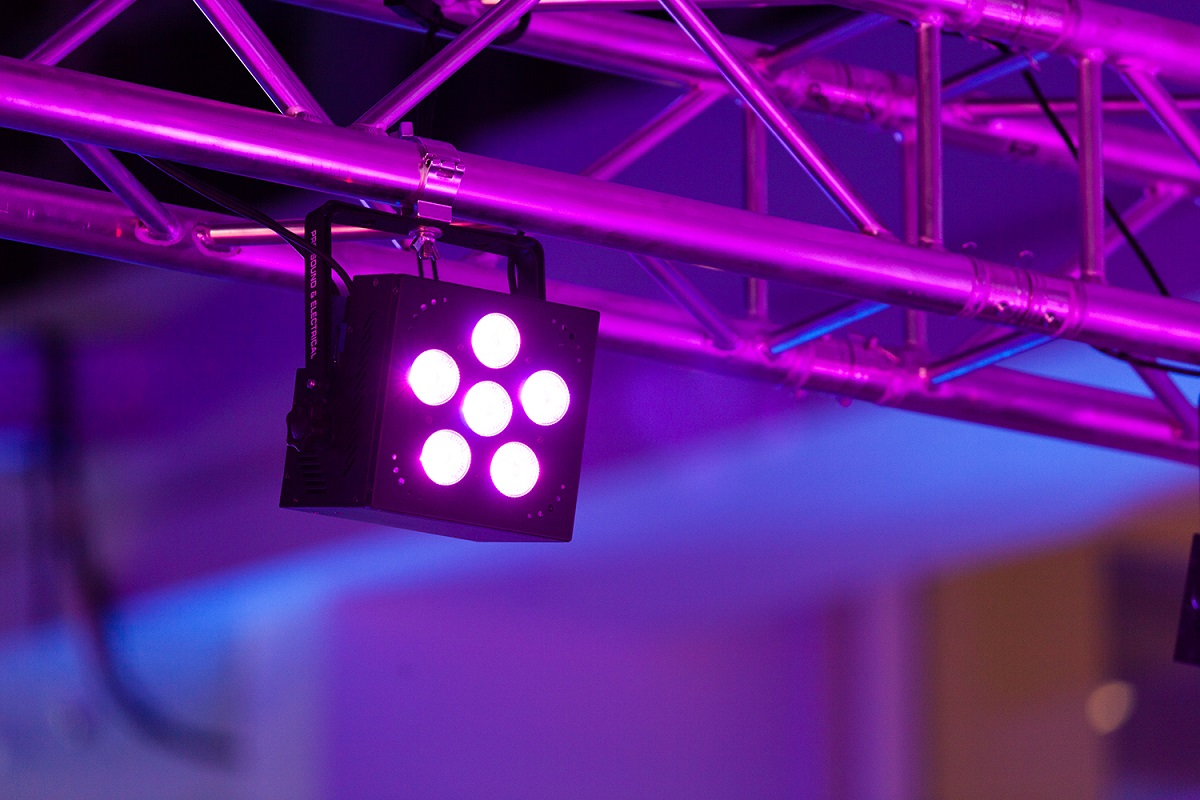How Good Lighting Can Make Your Corporate Event Successful